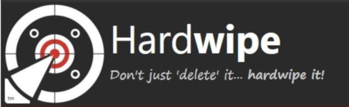 Logo von der Software Hardwipe
